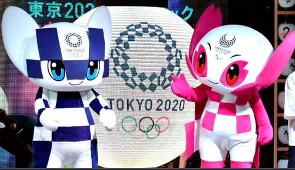 Los robots japoneses de las Olimpiadas 2021